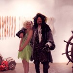 Capt. Hook and Tink at GF Contemporary
