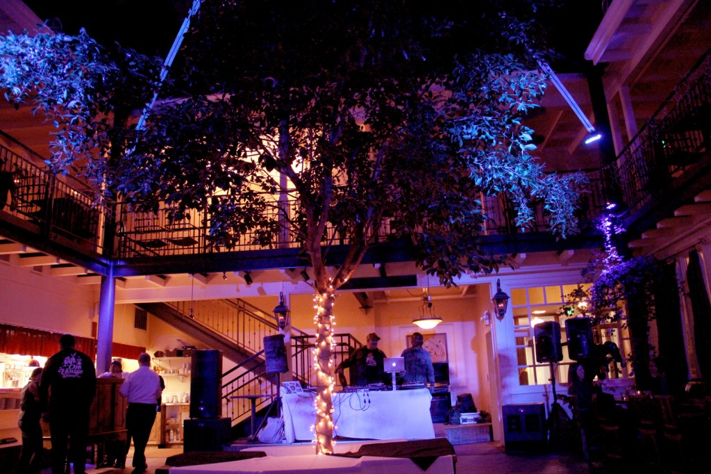 After-party at Ore House at Milagro