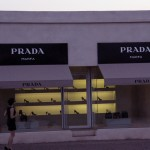 Dinner at Prada's