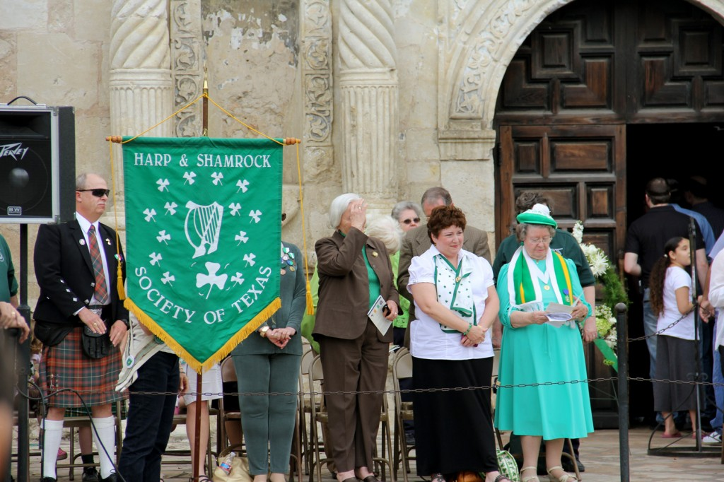 Harp & Shamrock at the Alamo